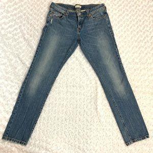 Levi's Vintage 545 Low Skinny Jeans